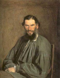 Tolstói, escritor ruso