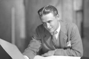 El Gran Gatsby, novela, Scott Fitzgerald