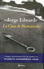 """""""La casa de Dostoievsky"""", de Jorge Edwards"""