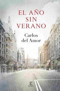 novela, Carlos del Amor, Editorial Espasa