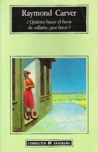 cuento, Raymond Carver